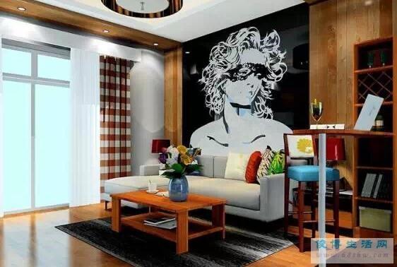 小户型客厅沙发装修效果图