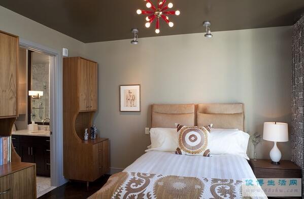 小户型美式风格卧室装修