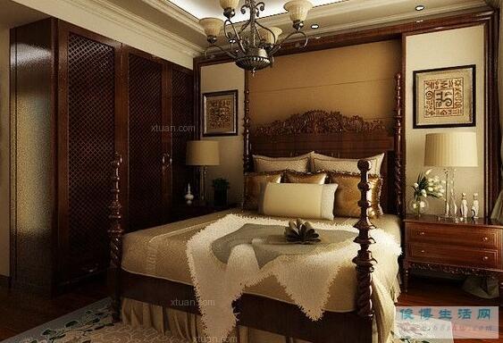 小户型美式风格卧室装修小户型美式风格卧室装修